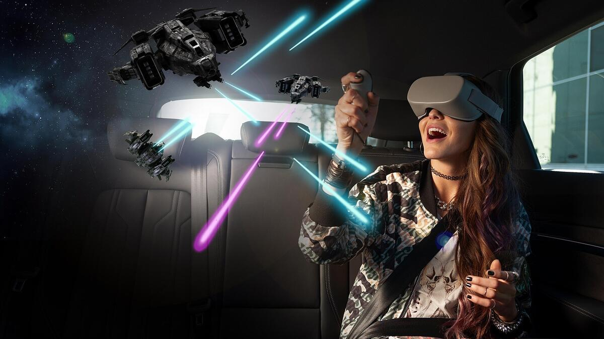 Holoride virtual reality immersion 1