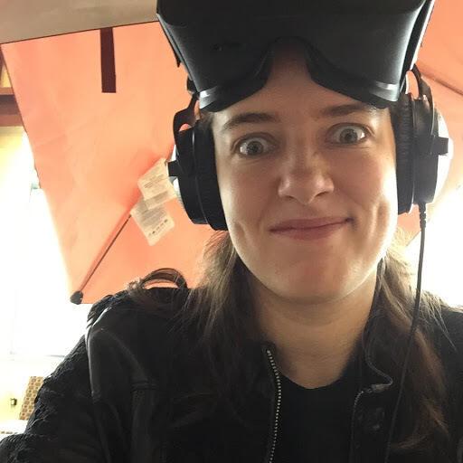 Marlena in VR
