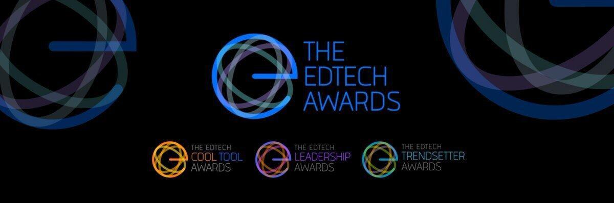 Edtech awards banner