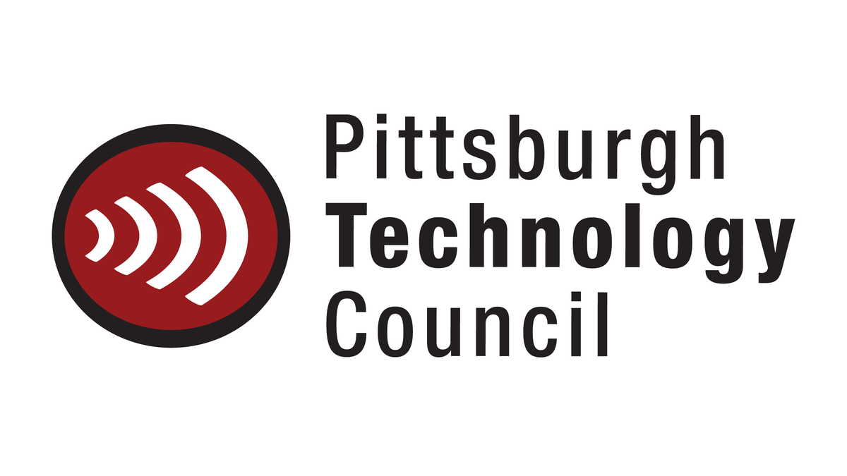 Pittsburgh Technology Council red stacked