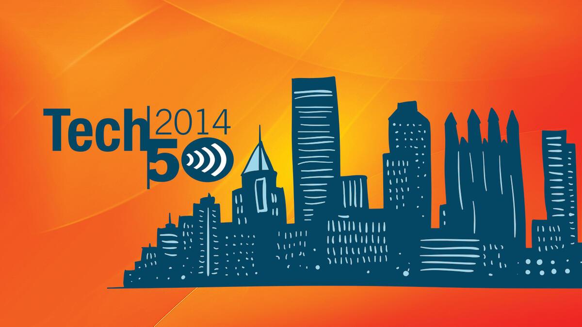 Tech 50 2014 Web Header