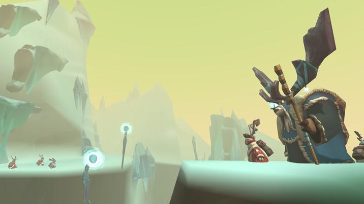Frostbound Screenshot 04