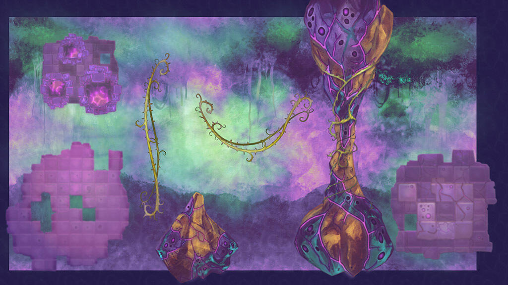 Misc Background Pieces 04