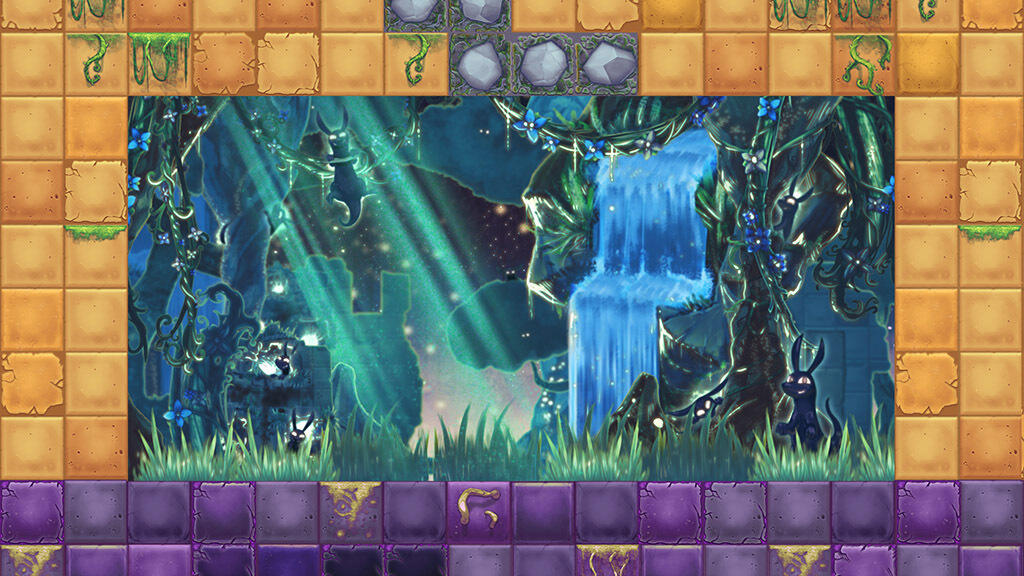 Night Forest World background13
