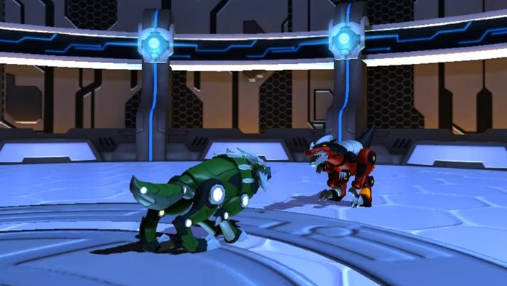 Screenshot Mechatars1