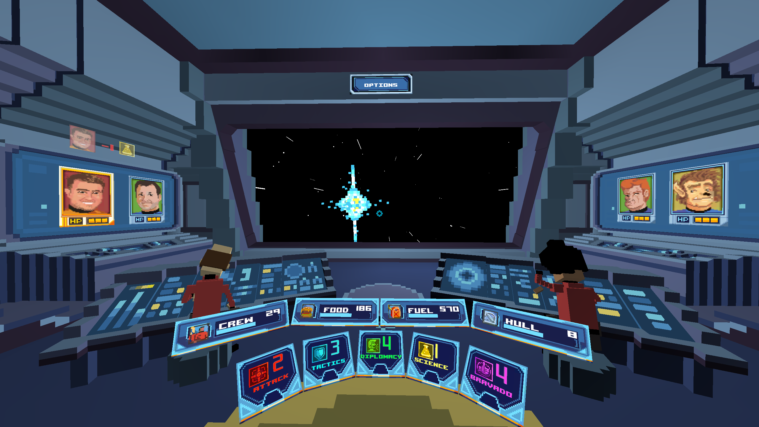 Orion Trail VR Screenshot 03