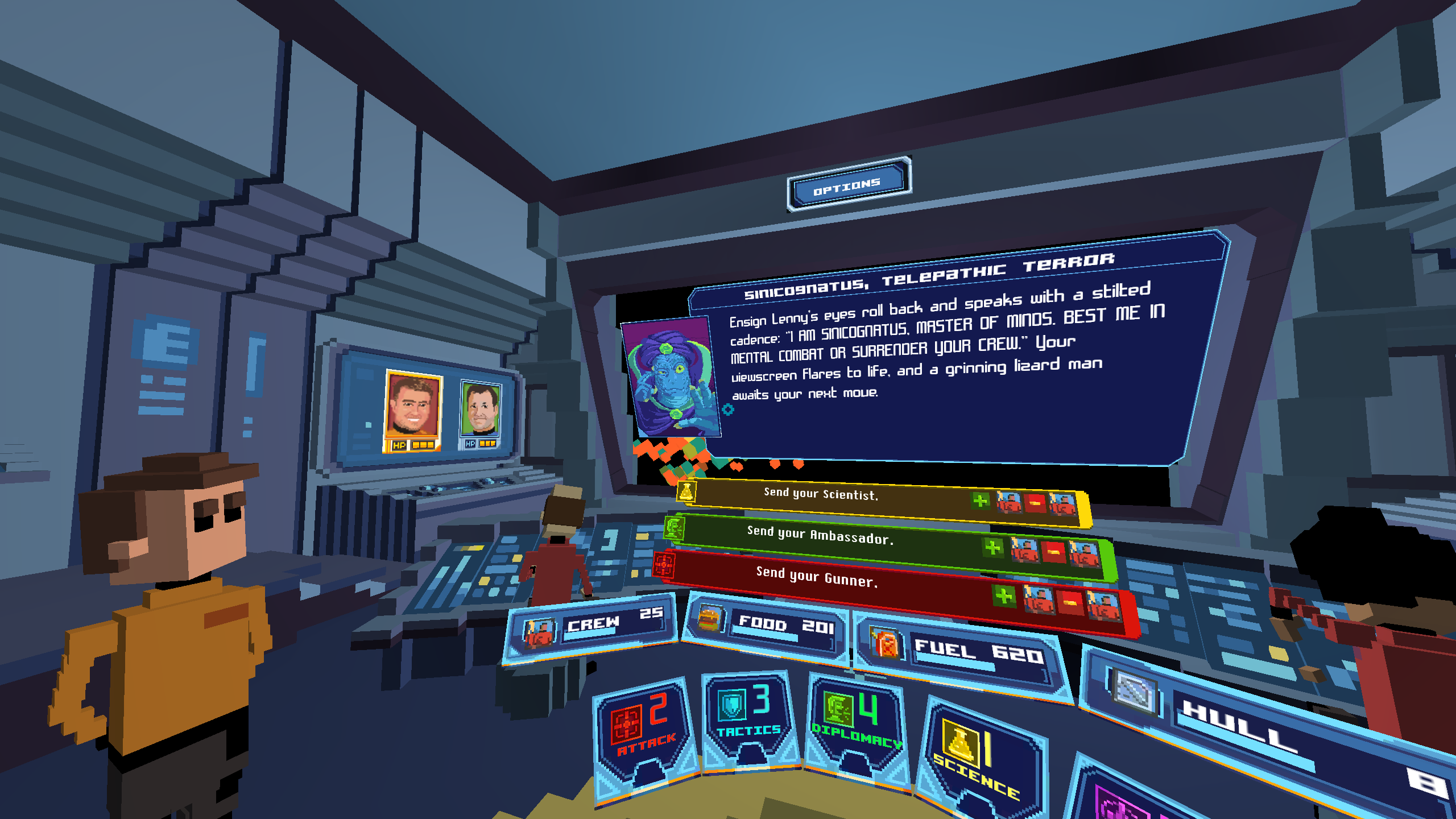 Orion Trail VR Screenshot 04