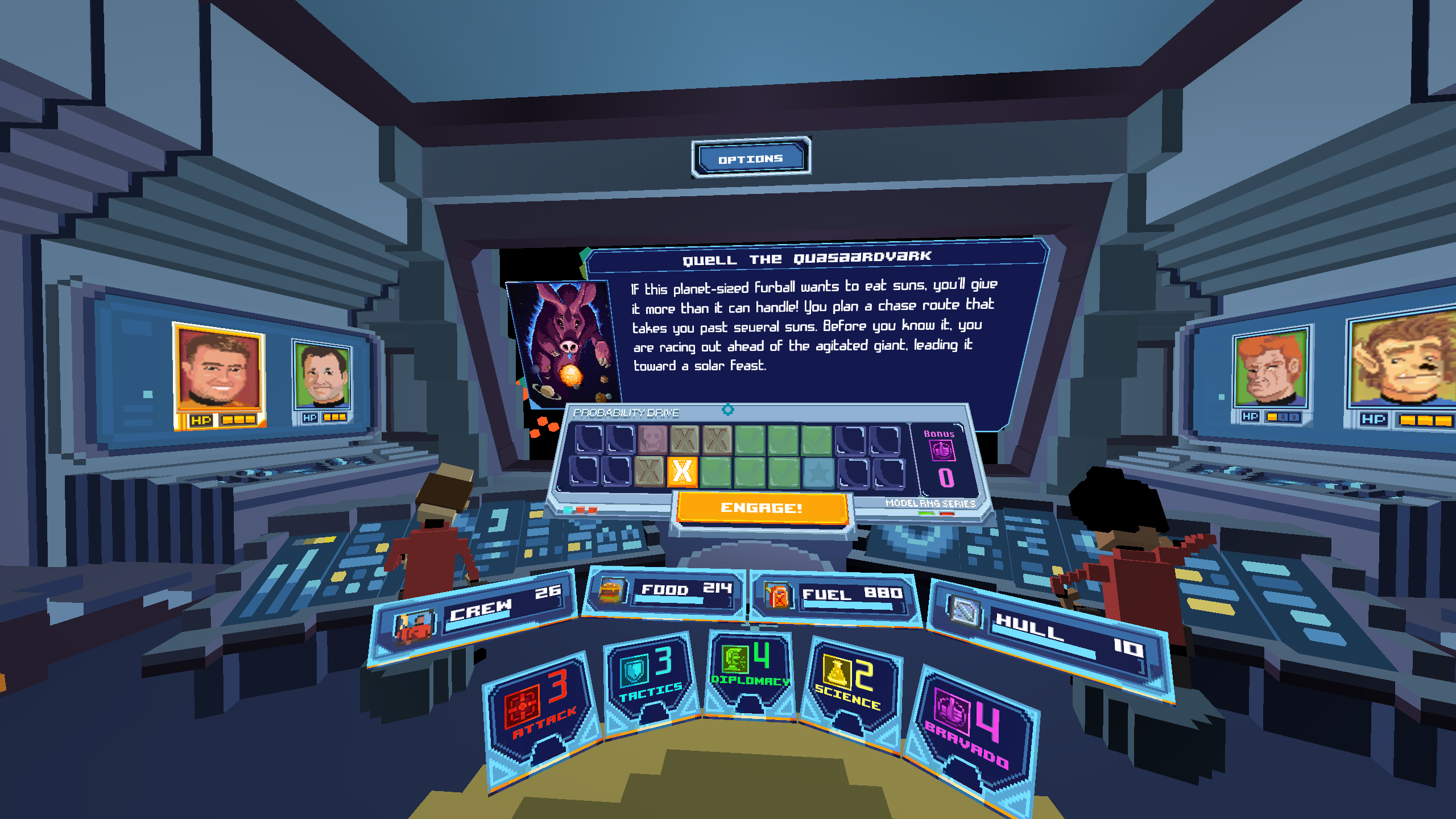 Orion Trail VR Screenshot 05