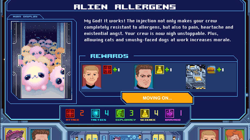 Orion Trail Screenshot 01