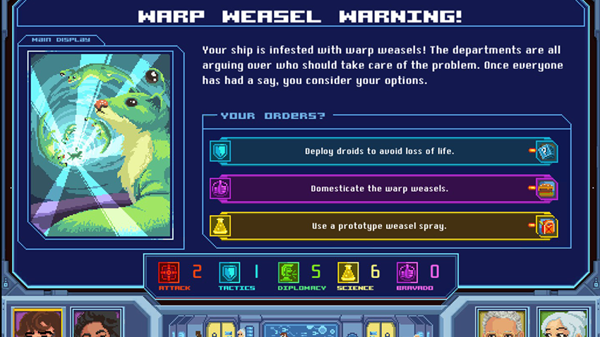 Orion Trail Screenshot 05