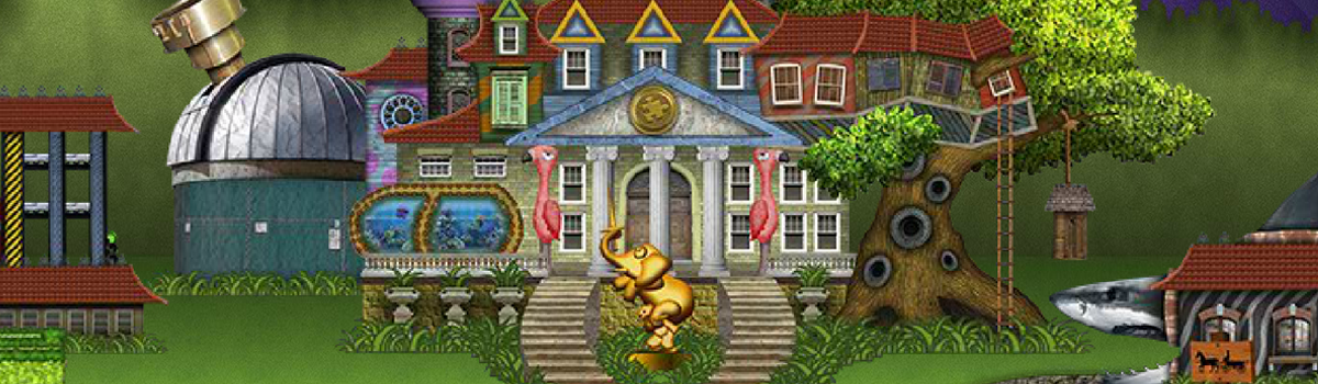 Banner Puzzle Clubhouse