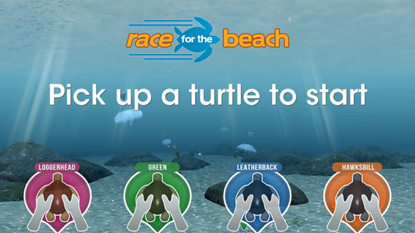 Race To The Beach screenshot 01